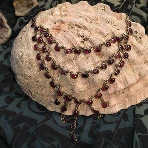 Jewelry - Ruby necklace